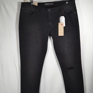 LEVI'S Jeans Destroyed Ultra Low Rise Skinny 17